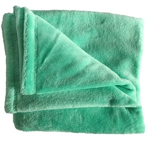 KINDERMINT BLANKET soft green mint