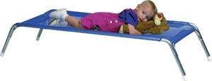 CF005-012 Early Learner Traditional Cot - 6 Pack