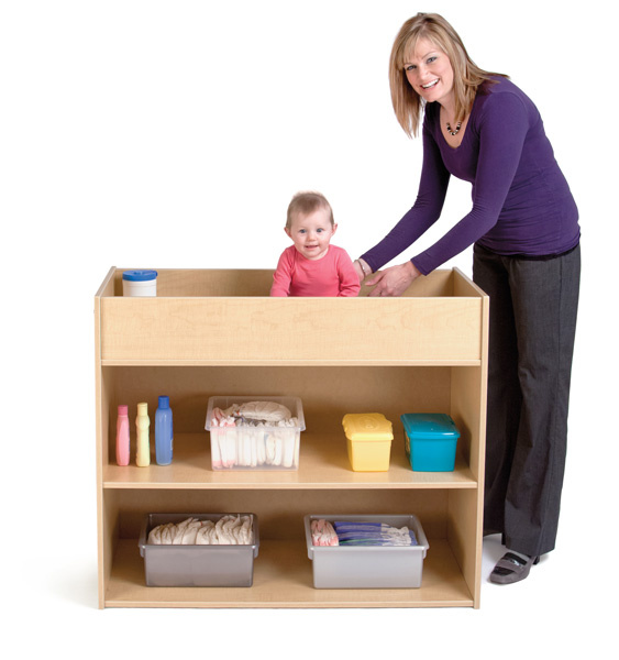 Young Time Changing Table - RTA