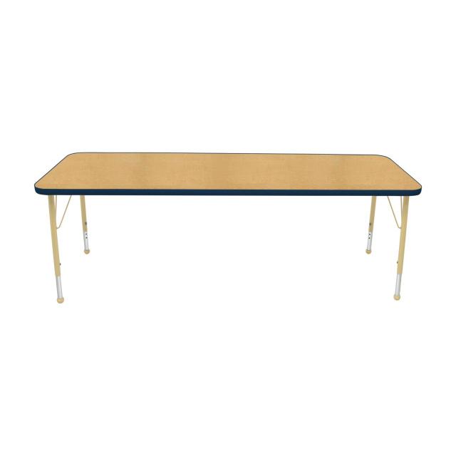 "24"" x 72"" Rectangle Table mahar maple"